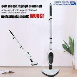 1300W Steam Sterilize Handheld Upright Steam Mop Floor Carpe