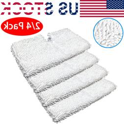 2/4 Pack Replacement Pads For Shark Steam Pocket Mop Pad S35