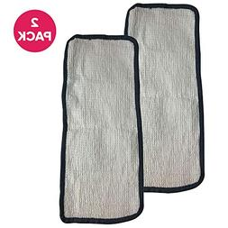 Think Crucial 2 Replacements for Eureka Steam Pads Fit 310A,