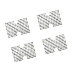 4x Steam Mop Pad Floor Cleaning Pad for Shark S6001 S6002 S6