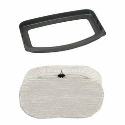 BISSELL Steam Mop Carpet Refresher Kit, 32524
