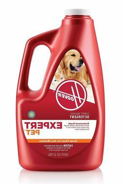 Hoover Expert Pet 128 Ounce Carpet Washer Liquid Detergent,