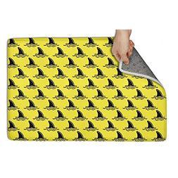 Gaaskelled Large Indoor/Outdoor Doormat,Great White Shark To