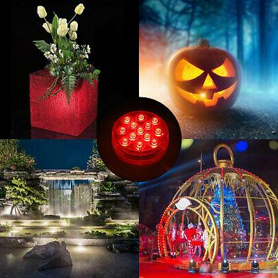 RGB LED Color Vase Decor