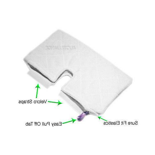 3 Clean Mop Shark Steam Pocket Mop Pad