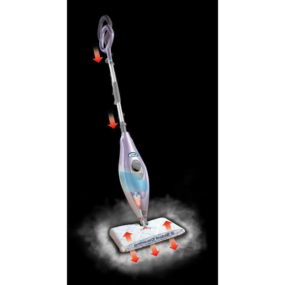 Cordless Hard Floor Vacuum Mop with Disposable Pad-GRAY