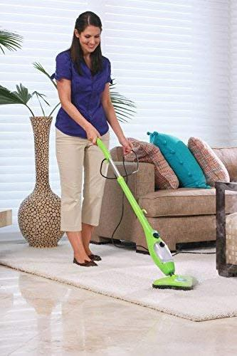 H2O Mop X5 - in Steam Carpets, Mirror Glass and