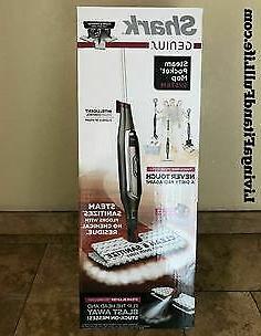 Shark® Genius™ Steam Pocket® Mop System