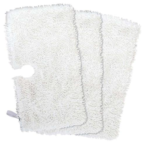 Fushing 3Pcs Household Microfiber Replacement Cleaning Pads
