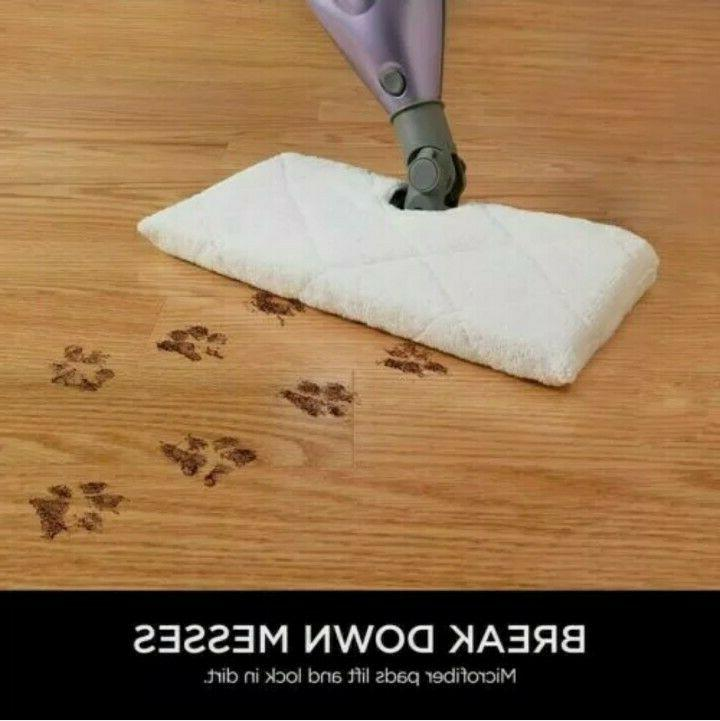 New Shark Mop Floor with Water Tank