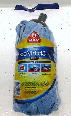 O Cedar ~ Microfiber Cloth ~ Mop Head Refill Cleaning ~ Supp