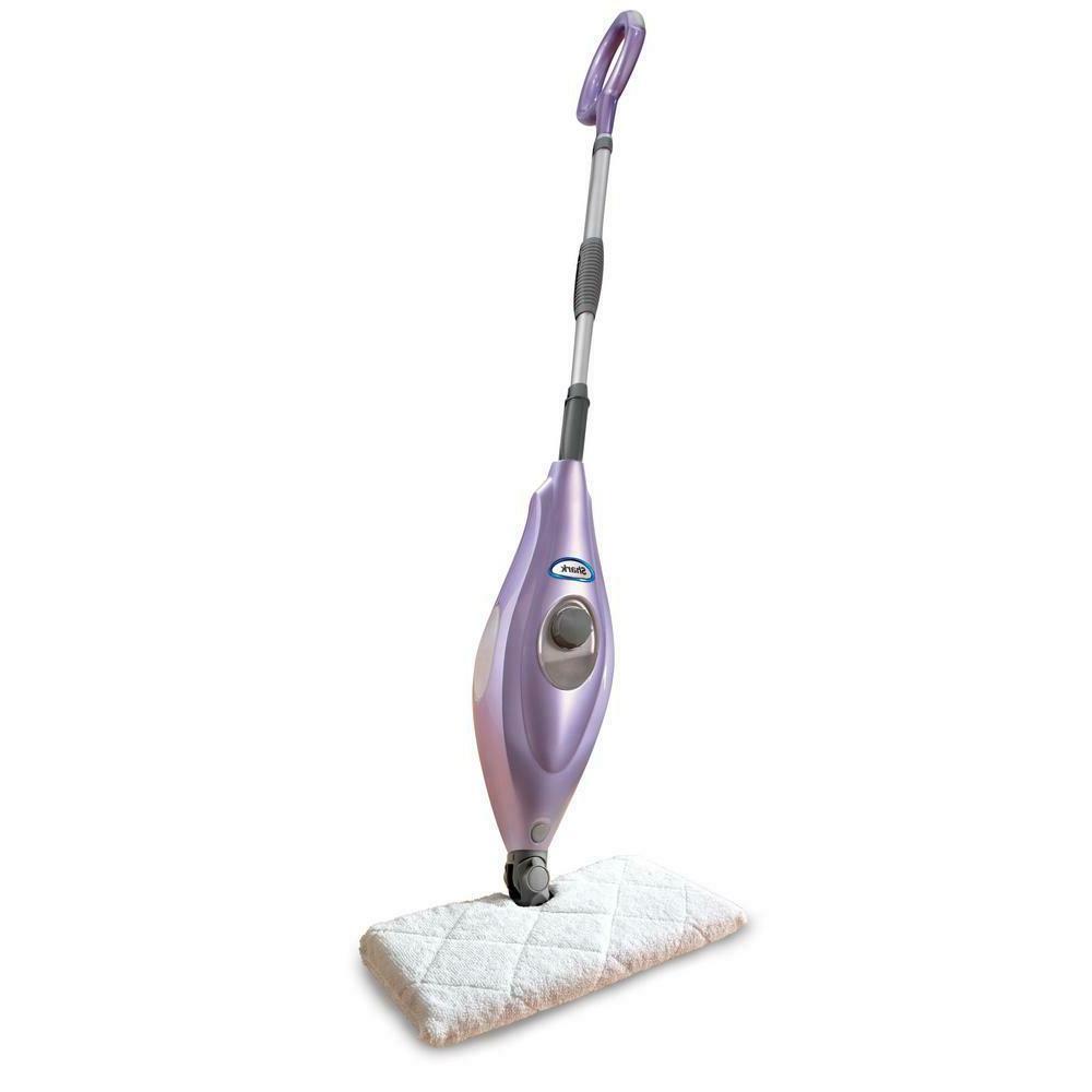 Shark VM252 Cordless Floor Vacuum Mop Disposable Pad-GRAY