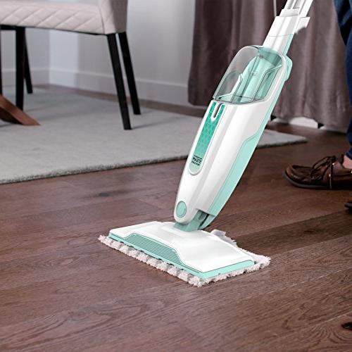 Shark Floor for Cleaning and Sanitizing with Removable Water 18-Foot Cord