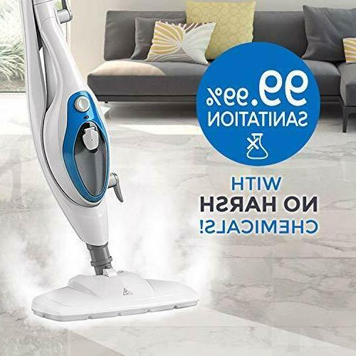 Steam 10-in-1 with Convenient Unit,