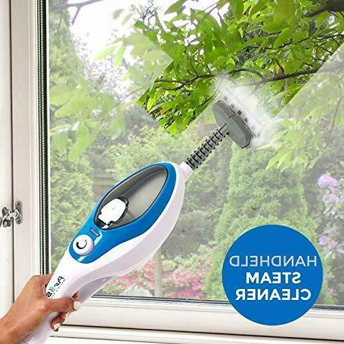 Steam Cleaner with Convenient Unit,