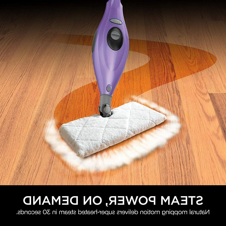 Steam Pocket Hard Floor Cleaner with Steering XL