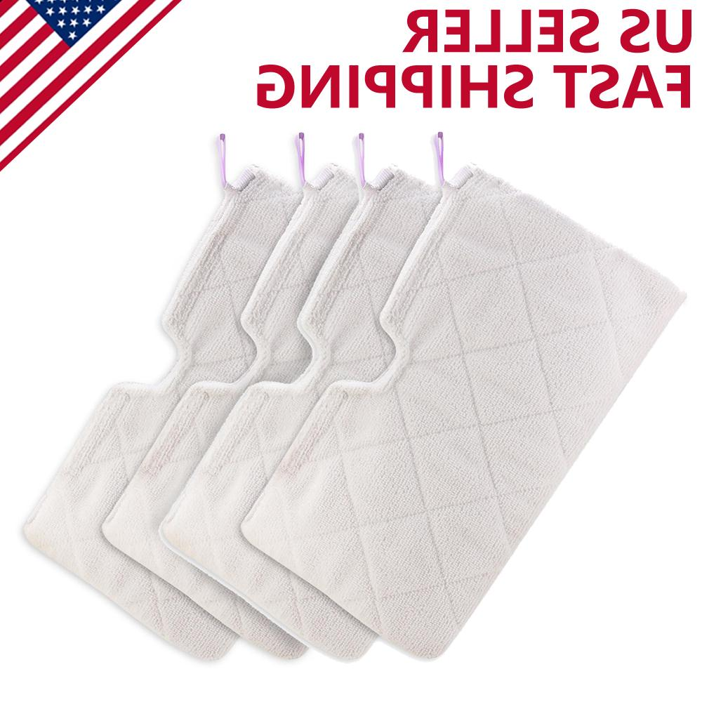 steam washable mop pads replacement microfiber shark