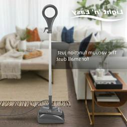 LIGHT 'N' EASY Steam Mop & Pre-Vacuum Assist 2 in 1 Hardwood