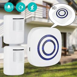 Home Wireless Doorbell Remote Control 58 Tune Chime Receiver