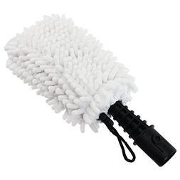 Spares2go Microfibre Cloth Blind Attachment Tool For Dirt De