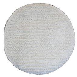 Oreck Orbiter ORB300, 400, Series Carpet Bonnet 2 Pad White