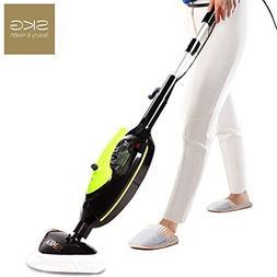 SKG 1500W Powerful Non-Chemical 212F Hot Steam Mops & Carpet