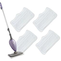 4PCS Replacement Microfiber Pads For Shark Steam Mop S3251 S