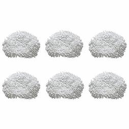 Shark Replacement Washable Microfiber Mop Pads for Lift-Away