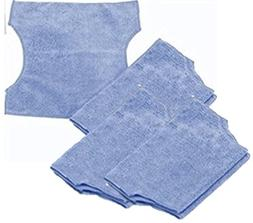 6 Pack Microfiber cloth Compatible with Swiffer Sweeper, Bis