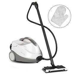 COSTWAY Steam Cleaner, Adjustable Heavy Duty Professional 15