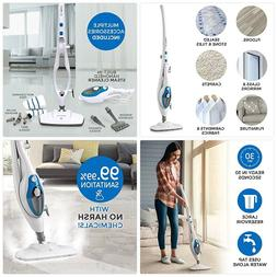 Steam Mop Cleaner 10-in-1 with Convenient Detachable Handhel