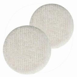 Oreck Terry Cloth Carpet Bonnet 437053 - Pack of 2