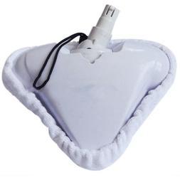 Universal Triangle Microfibre Steam Mop Washable Cloth Cover