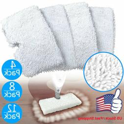 Washable Replacement Pads For Shark Steam Pocket Mop Pad S35